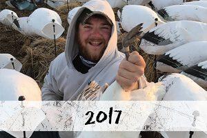 2017 snow goose hunt photos