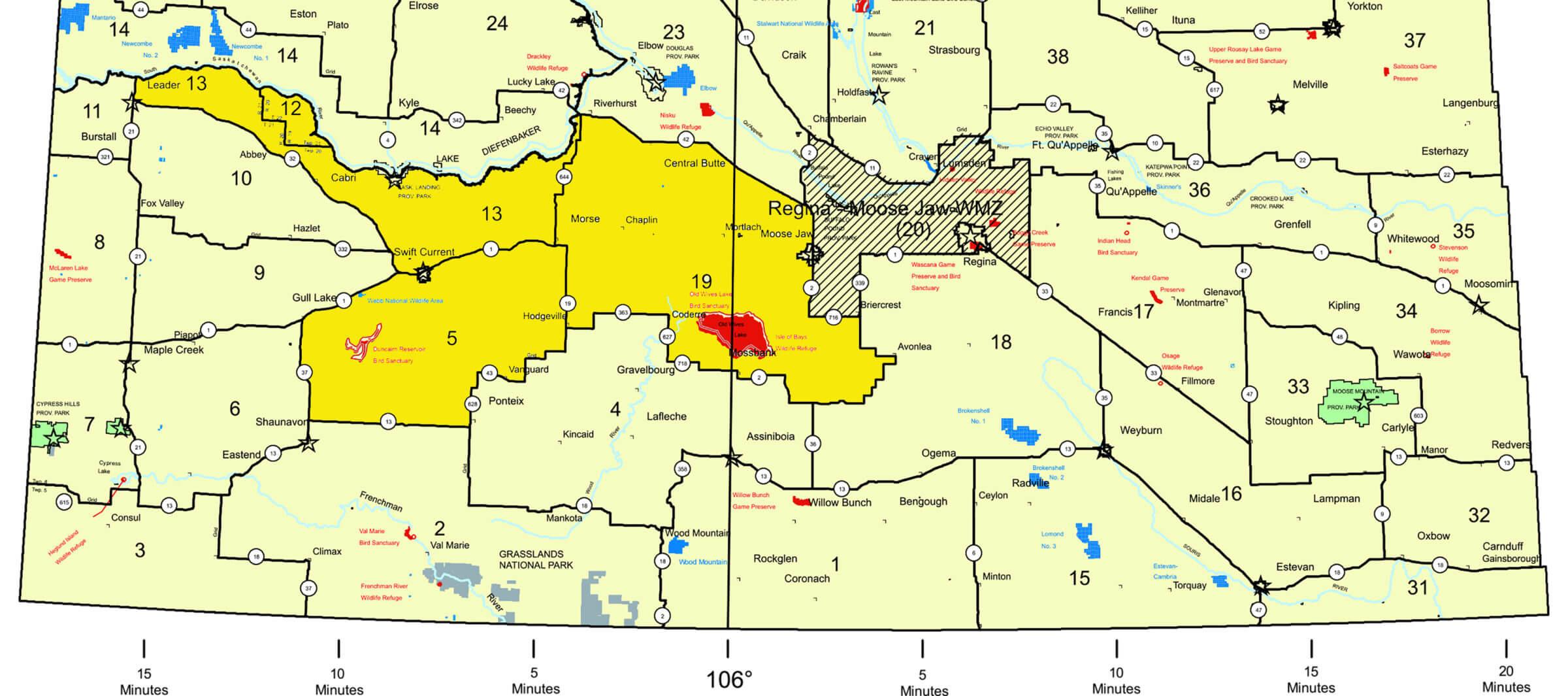 Saskatchewan Canada Guided Fall Duck Hunts