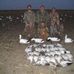Snow goose season in Missouri
